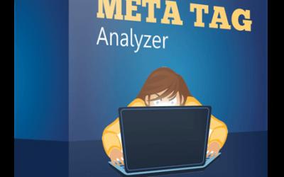 Analizador de metaetiquetas.
